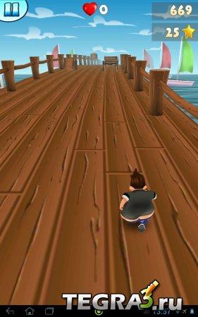 Tombik & Friends Runner 3D v1.1.2 (Unlimited Money)