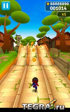 Ninja Kid Run - Free Fun Game v1.1.4 (много денег и все разблокированно)