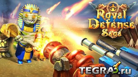 иконка Royal Defense Saga