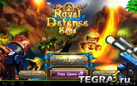 Royal Defense Saga v1.02 [Много денег]