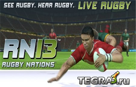 иконка Rugby Nations 13