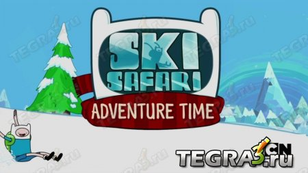 иконка Ski Safari: Adventure Time  (Unlimited Coins/Stones)