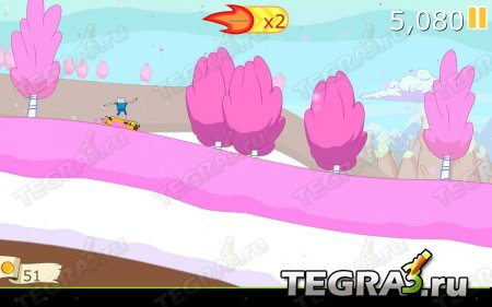 Ski Safari: Adventure Time v1.0.3 (Unlimited Coins/Stones)
