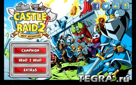 Castle Raid 2 v1.0