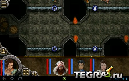 Heroes of Steel RPG v1.1.19 (Full-Unlocked)