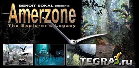 иконка Amerzone - The Explorer's Legacy