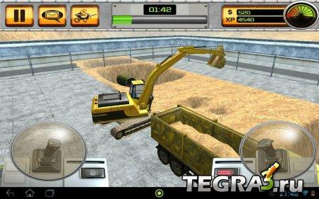 Scoop Excavator v1.0.1