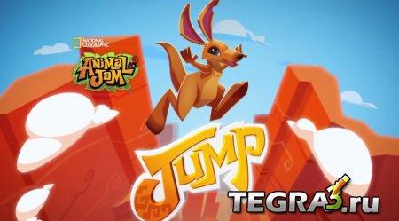 AJ Jump- Animal Jam Kangaroos!
