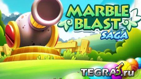 Marble Blast Saga  (Mod)