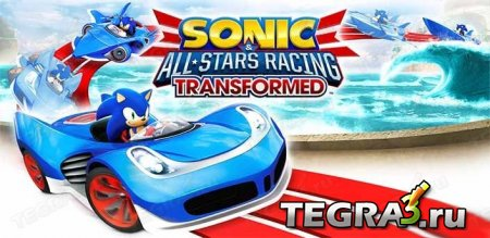 Sonic Racing Transformed G4