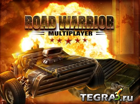 Road Warrior Best Racing Game