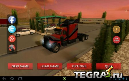 Truck Simulator 3D v.1.9.9 [Mod Money]