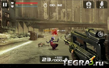 Blood Zombies HD v1.09 (mod)
