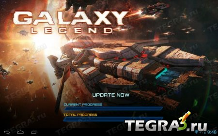Galaxy Legend (Легенда Галактики) v.1.2.8 Online