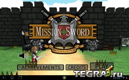 Mission Sword  (Mod Money)