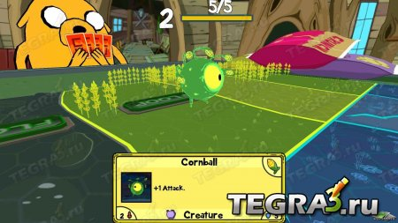 Card Wars - Adventure Time v1.1.6/ v1.0.6  [свободные покупки]