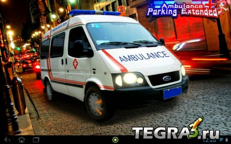 иконка Ambulance Parking 3D Extended