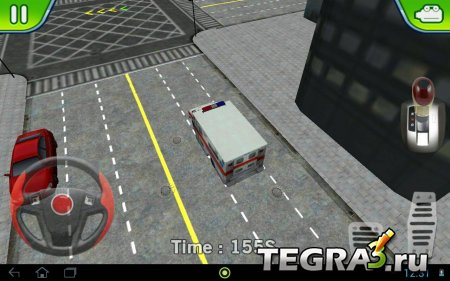 Ambulance Parking 3D Extended v.1.1