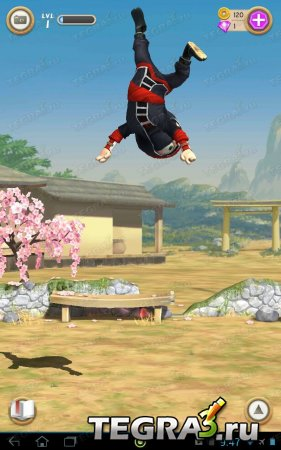 Clumsy Ninja v1.15.0 [Unlimited Coins/Gems]