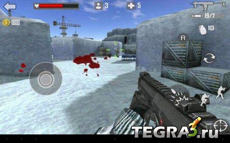 Dead Strike 3D v1.0.2 (Mod Coins)