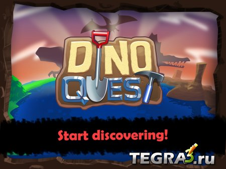 Dino Quest  (Mod Coins)