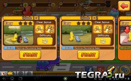 Larva Heroes: Lavengers 2014 v1.1.7 (Бесконечное золото и конфеты)