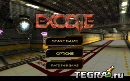 Exodite: Space action shooter  (Mod)