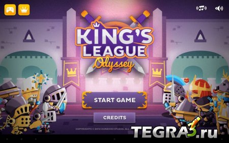 King's League: Odyssey v1.1 (Unlimited Coins-Gems)