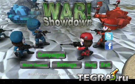 WAR! Showdown RTS