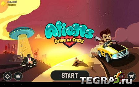 Aliens Drive Me Crazy v1.0.0 [Unlimited Money]