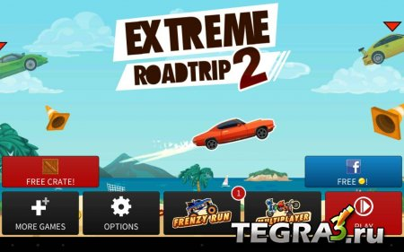 Extreme Road Trip 2 v3.13.0.1 [Mod Money]