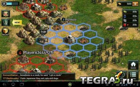 War of Nations (Война наций) v 1.7.7 online