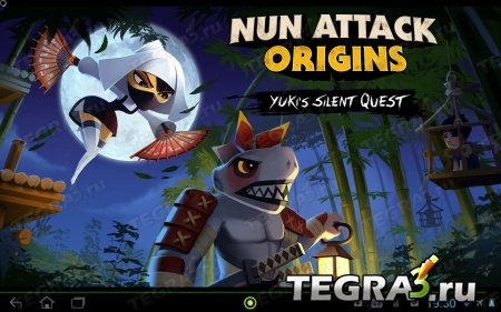 Nun Attack Origins: Yuki v1.02