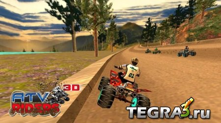 ATV Riders 3D (Racing Game)