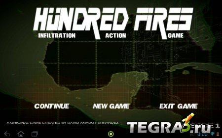 HUNDRED FIRES : Episode 1 v.1.7/HUNDRED FIRES : Episode 2 v.1.2