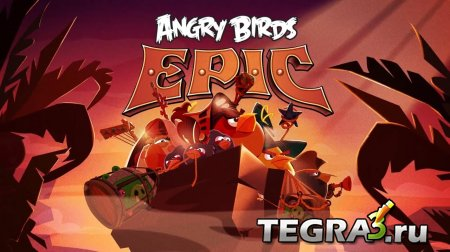 Angry Birds Epic v1.0.15 [��������� �������]