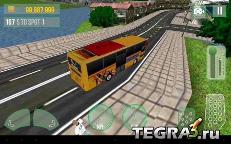 Soccer Fan Bus Driver 3D v1.0 [Unlimited Coins]