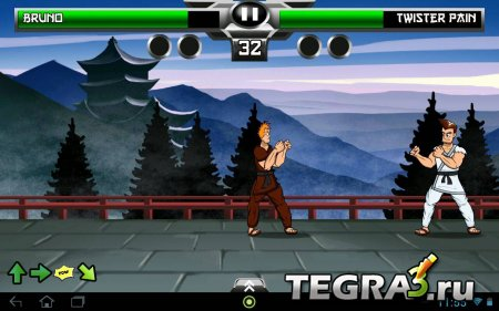 Ultimate Combat Fighting v1.06 [Unlimited Coins]