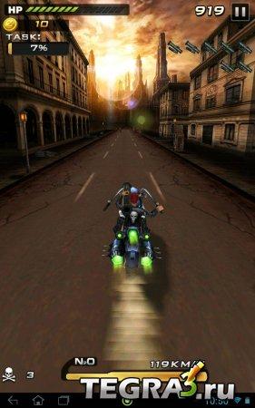 Death Moto 2 v1.0.8 [Free Upgrades]