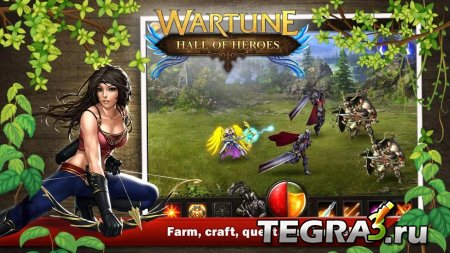 Wartune: Hall of Heroes