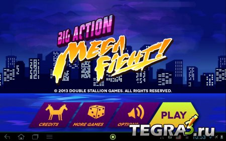 Big Action Mega Fight! v2.0.12 [Много денег]
