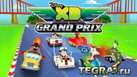 иконка Disney XD Grand Prix