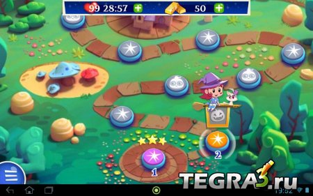 Bubble Witch 2 Saga v1.26.2 [Mod Boosters-Lives]