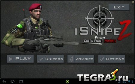 iSnipe: Zombies HD (Beta)  (Unlimited Money)