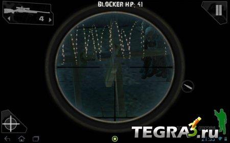 iSnipe: Zombies HD (Beta) v1.3 (Unlimited Money)
