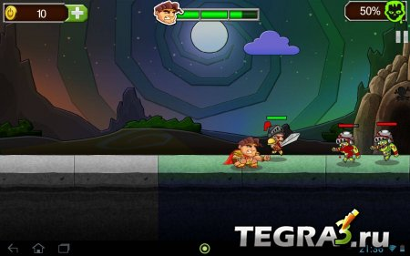 Legend vs Zombies v2.0 (Mod Money-Ad-Free)