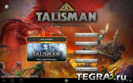 Talisman v3.601