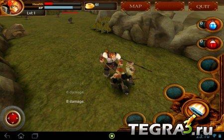 Samurai Tiger v1.2.5 (Free Shopping)