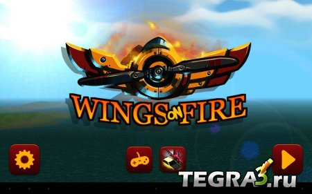 Wings on Fire v1.15 [Unlimited Money-Gems-No Ads]
