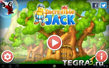 Incredible Jack v1.0.0